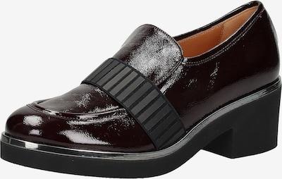MOT-CLè Slipper in bordeaux / schwarz, Produktansicht