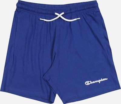 Champion Authentic Athletic Apparel Nohavice 'Shorts' - modré: Pohľad spredu