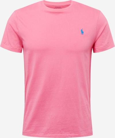 POLO RALPH LAUREN T-Shirt in rauchblau / pink, Produktansicht