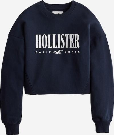 HOLLISTER Sweatshirt 'MADE FOR MARGIN' in navy, Produktansicht