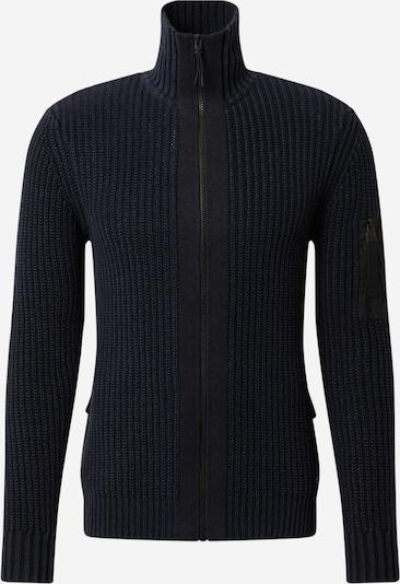 REPLAY Gebreid vest in de kleur Donkerblauw, Productweergave
