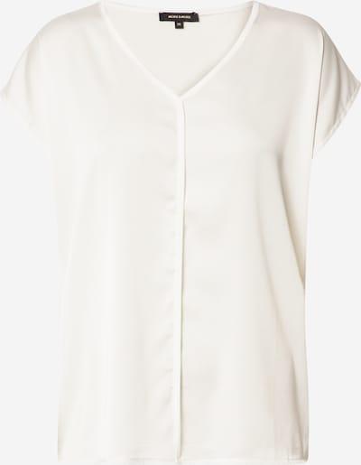 MORE & MORE Blusenshirt in weiß, Produktansicht