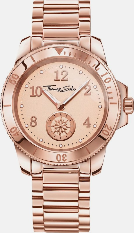 Thomas Sabo Quarzuhr 'WA0206-265-208-40 mm'