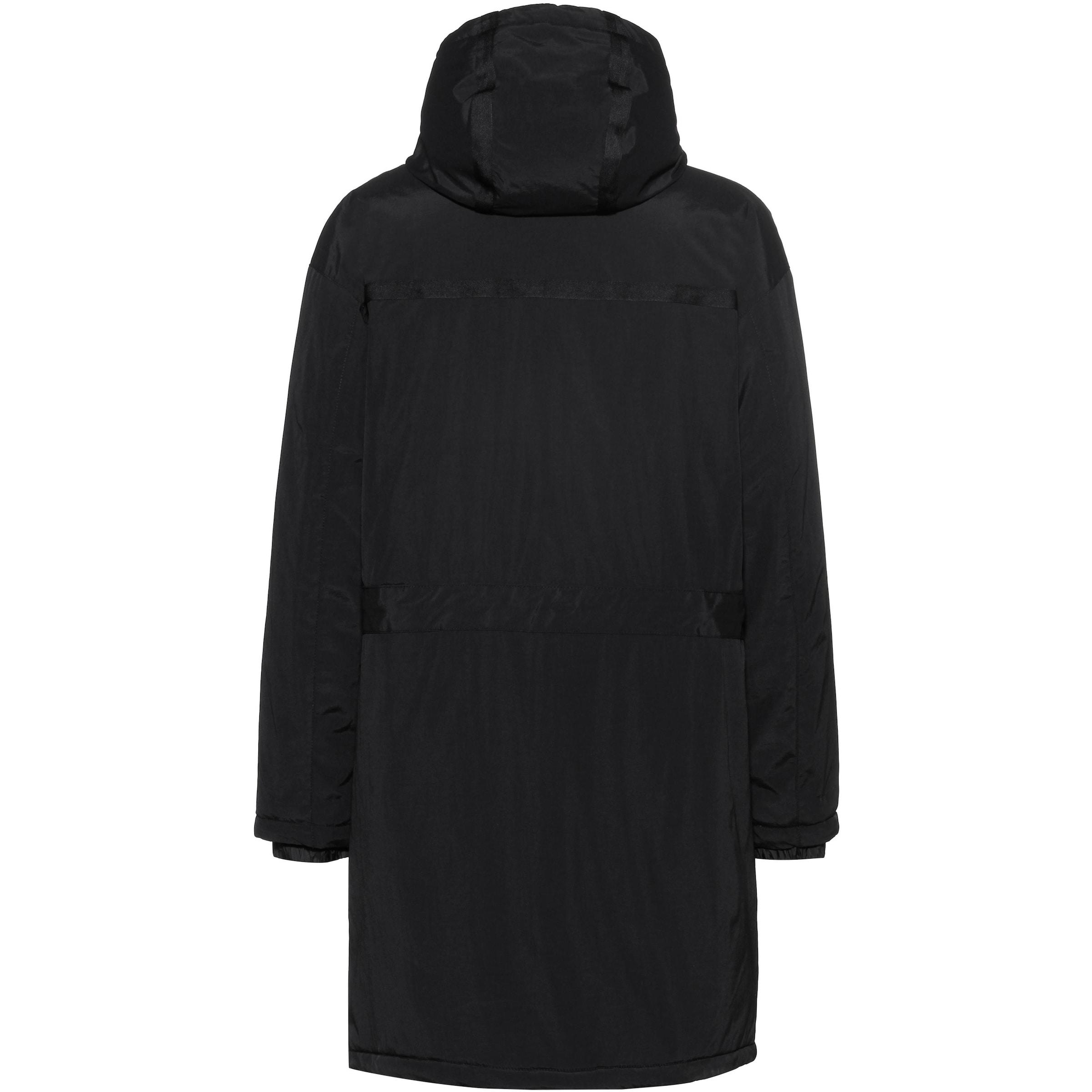 NAPAPIJRI Parka 'Skidoo Creator' in schwarz Leicht gefüttert 336805001