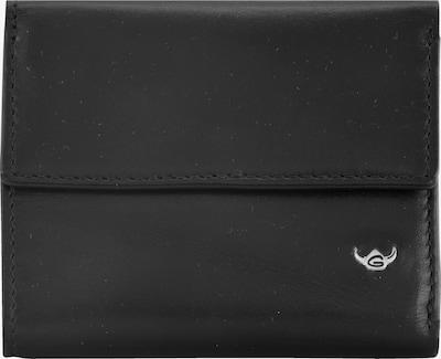 GOLDEN HEAD Geldbörse 'Cervino' in schwarz, Produktansicht