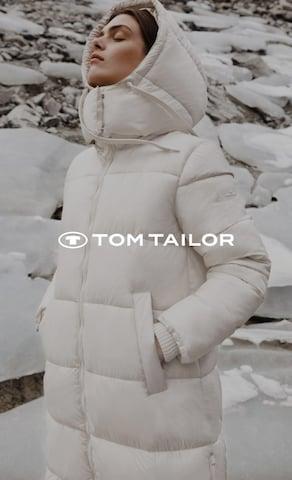 Category Teaser_BAS_2021_CW43_F_Tom Tailor_Steppjacken/Daunenjacken