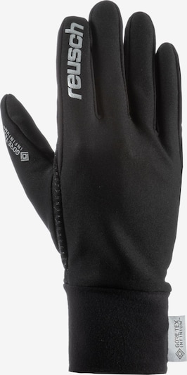 REUSCH Fingerhandschuhe 'Karayel GTX' in schwarz, Produktansicht
