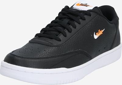 Nike Sportswear Sneakers laag 'Court Vintage' in de kleur Zwart / Wit, Productweergave