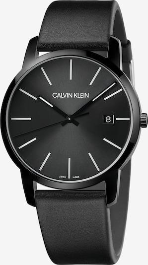 Calvin Klein Calvin Klein Herren-Uhren Analog Quarz ' ' in schwarz / weiß, Produktansicht