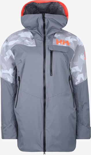 HELLY HANSEN Outdoorjas 'WHITEWALL' in de kleur Grijs, Productweergave