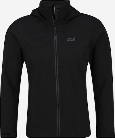 JACK WOLFSKIN Outdoor jacket 'EVANDALE ' in Black, Item view