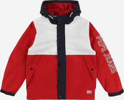 Pepe Jeans Jacke in rot, Produktansicht