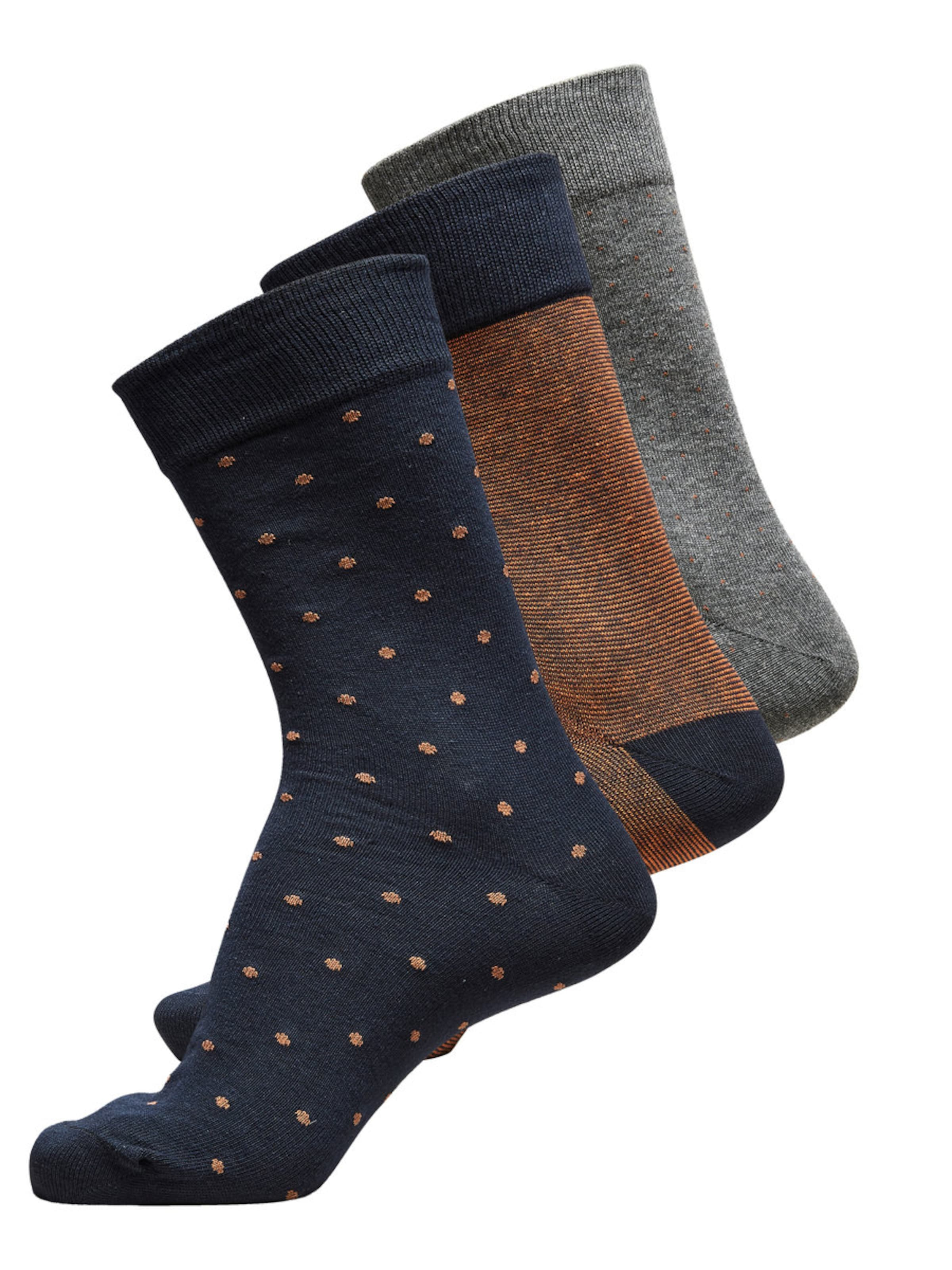 Rabatt Modische Rabatt Sehr Billig SELECTED HOMME 3er-Pack Socken Verkauf Mit Kreditkarte Freies Verschiffen Preiswerteste 91jgH5s