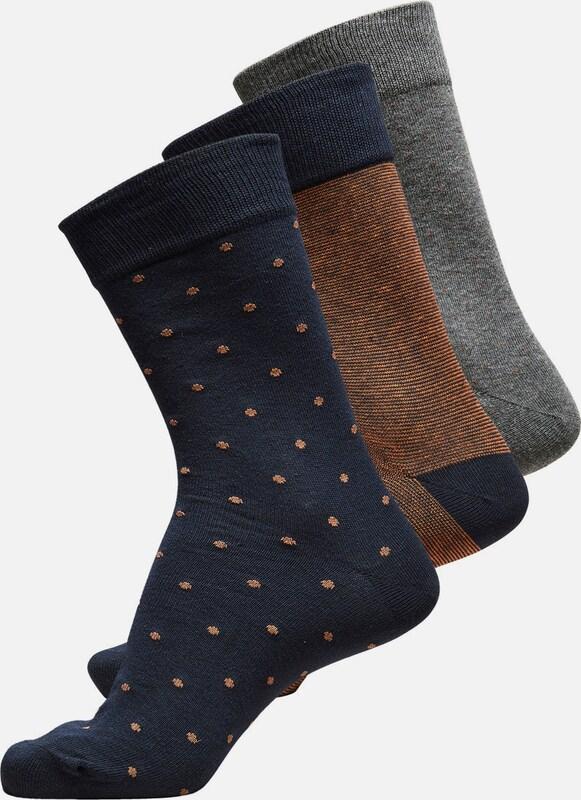 SELECTED HOMME 3er-Pack Socken