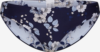 Seafolly Bas de bikini en indigo, Vue avec produit