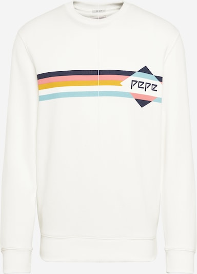 Pepe Jeans Sweatshirt 'GUSTAPH' in offwhite, Produktansicht