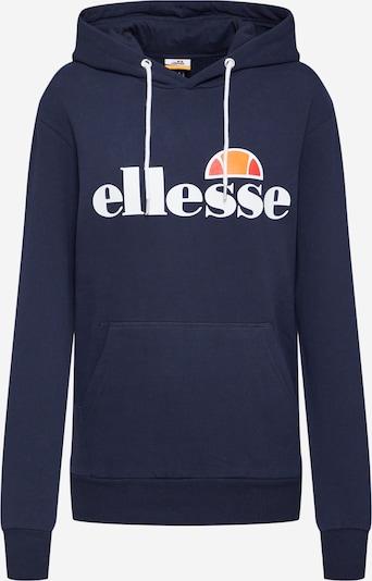 ELLESSE Sweater majica 'Torices' u mornarsko plava, Pregled proizvoda