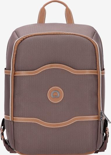 DELSEY Rucksack 'Chatelet Air Soft' in schoko / cognac, Produktansicht