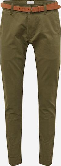 Pantaloni eleganți ESPRIT pe oliv, Vizualizare produs