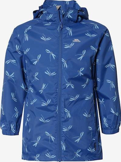 TRESPASS Regenjacke in blau, Produktansicht