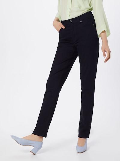 MAC Jeans 'Melanie' in schwarz, Modelansicht