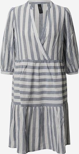 Y.A.S Obleka 'CARBI' | modra / bela barva, Prikaz izdelka