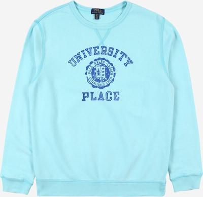 POLO RALPH LAUREN Sweatshirt in blau / türkis, Produktansicht