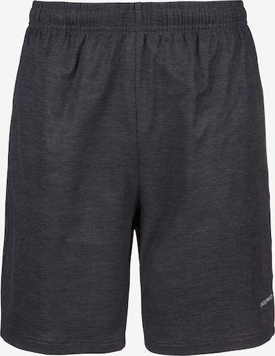 ENDURANCE Shorts 'Bryant' aus hochwertigem Melange-Stretch in schwarz, Produktansicht