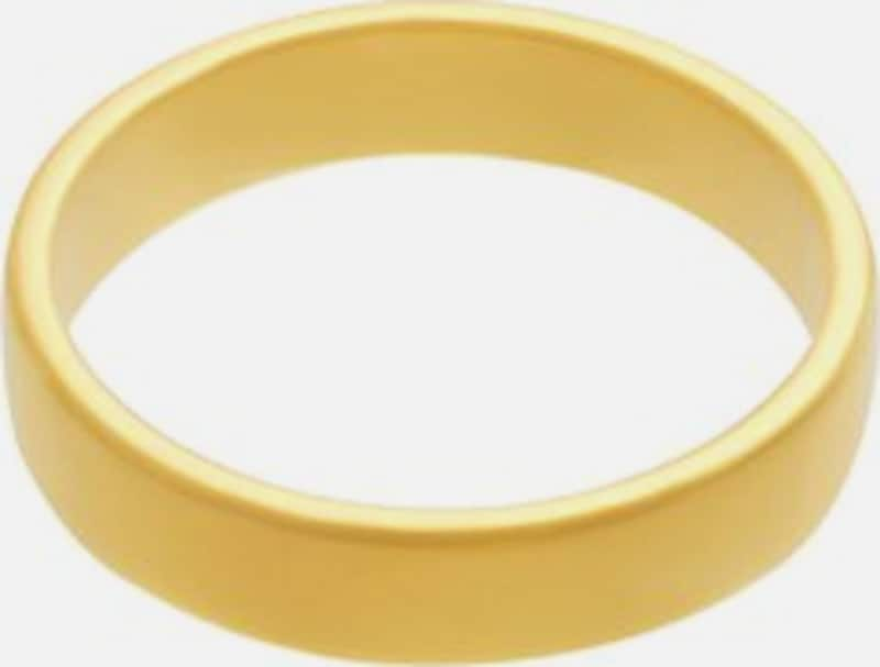 ID Fine Ring in gold, Produktansicht