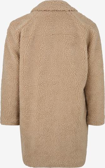 Rudeninis-žieminis paltas 'AURELIA' iš ONLY Carmakoma , spalva - smėlio: Vaizdas iš galinės pusės
