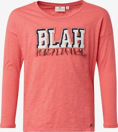 TOM TAILOR T-Shirt in koralle, Produktansicht