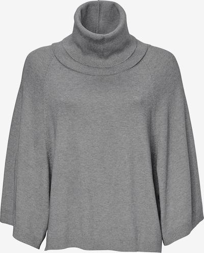 heine Pullover in rauchgrau, Produktansicht