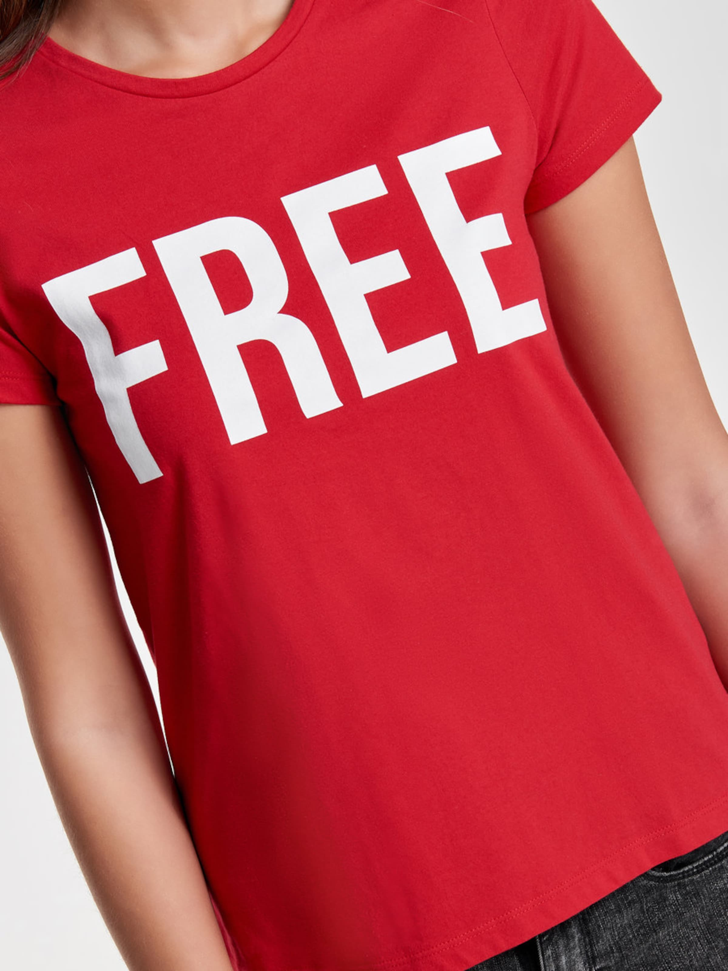Erhalten Authentisch Günstig Online ONLY T-Shirt 'RIVA' Rabatt Bester Platz Nicekicks Online Rabatt Limitierte Auflage 8j73dG
