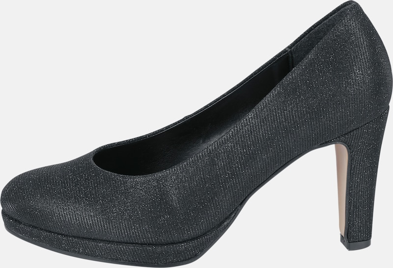 GABOR Pumps mit Glanzeffekt