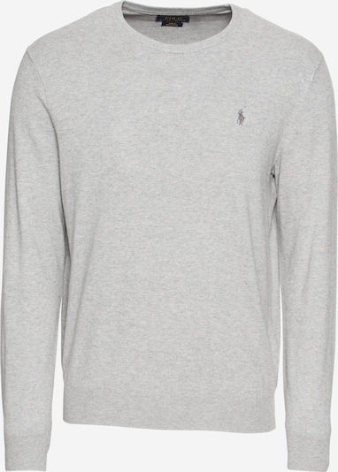 POLO RALPH LAUREN Mikina 'LS SF CN PP-LONG SLEEVE-SWEATER' - šedá, Produkt