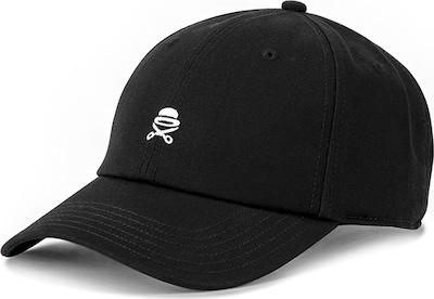 Cayler & Sons Cap 'Sissor & Hat Cap' in schwarz, Produktansicht