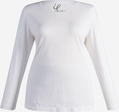 Ulla Popken Shirt in de kleur Wit, Productweergave