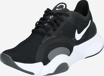 juoda NIKE Sportiniai batai 'SuperRep Go'