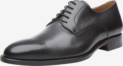 SHOEPASSION Halbschuhe rahmengenäht 'No. 5221' in schwarz, Produktansicht