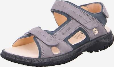 Ganter Hiking Sandals in Grey, Item view