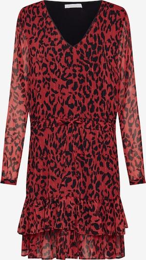 Freebird Kleid in feuerrot / schwarz, Produktansicht