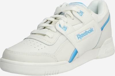 Reebok Classic Chaussure de sport en bleu clair / blanc, Vue avec produit