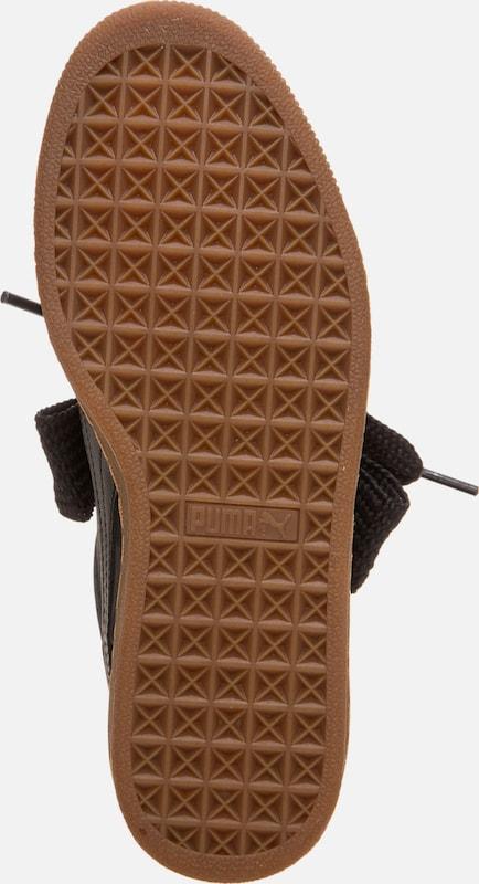 PUMA Basket Heart Sneaker Damen Hohe Qualität