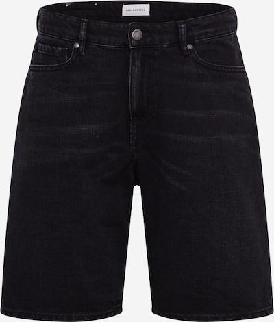 ARMEDANGELS Shorts 'HAAUKE' in black denim, Produktansicht