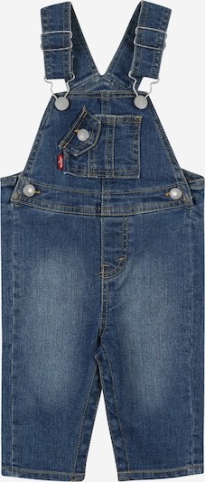 LEVI'S Overall 'LVB Logo Tape' in blue denim, Produktansicht