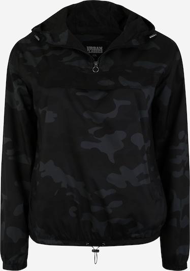 Urban Classics Jacke in grau / schwarz, Produktansicht