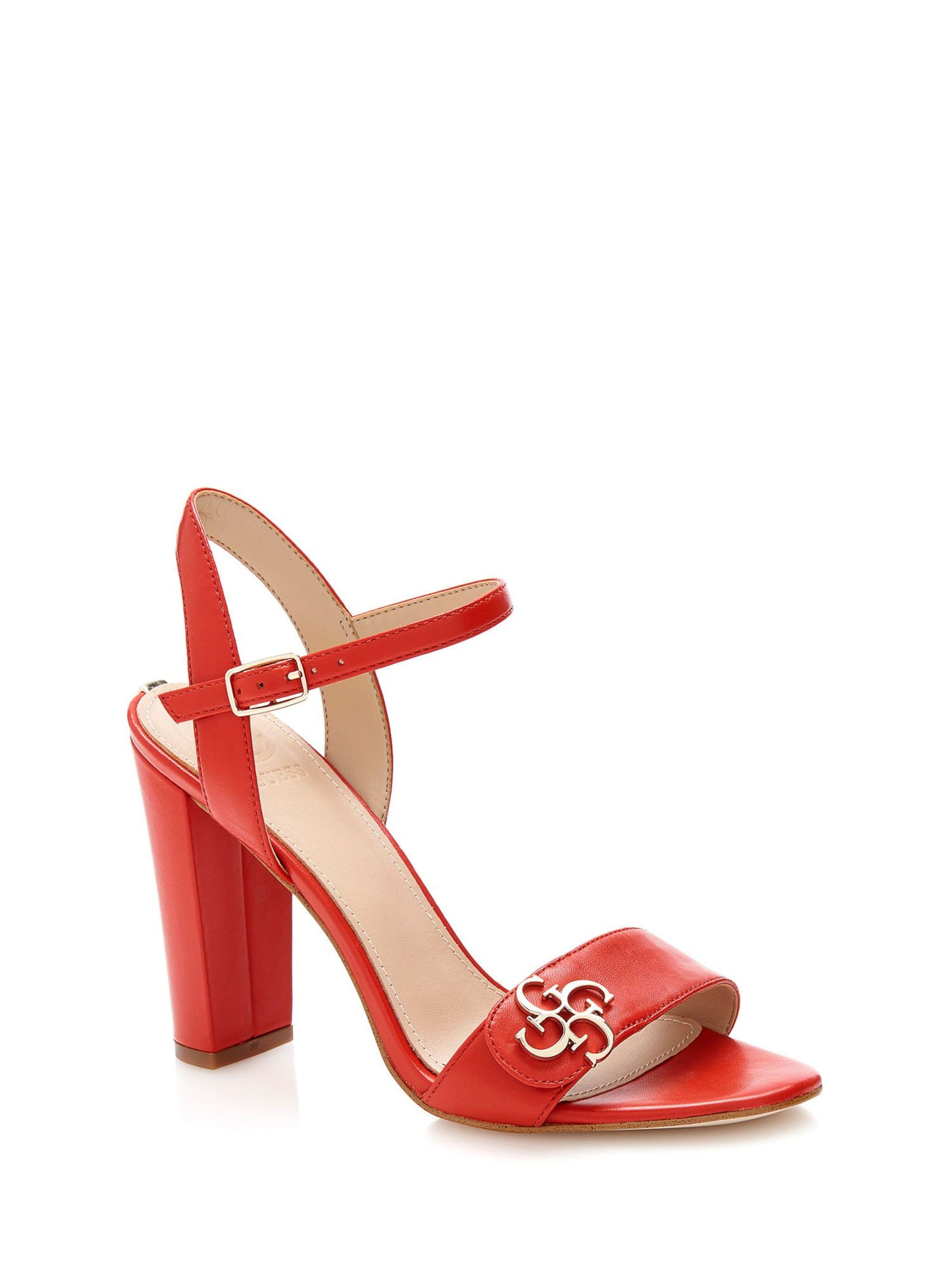 Haltbare Mode billige Schuhe GUESS | SANDALETTE 'LAMI' Schuhe Gut getragene Schuhe