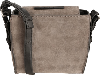 Marc O'Polo Sac à bandoulière 'Cube Luxury Suede Thirtysix'