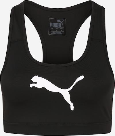 PUMA BH '4Keeps Bra M' in schwarz, Produktansicht