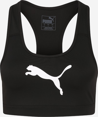 PUMA Sport bh '4Keeps Bra M' in de kleur Zwart, Productweergave